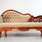 Kartini Wooden Couch