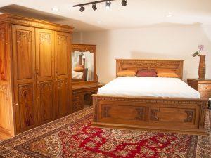 Verona Indonesian Bedroom Set