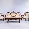 Freedom Rose Antique Teak sofa set Sri Lanka
