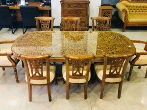 Gendong Mawar Dining Table