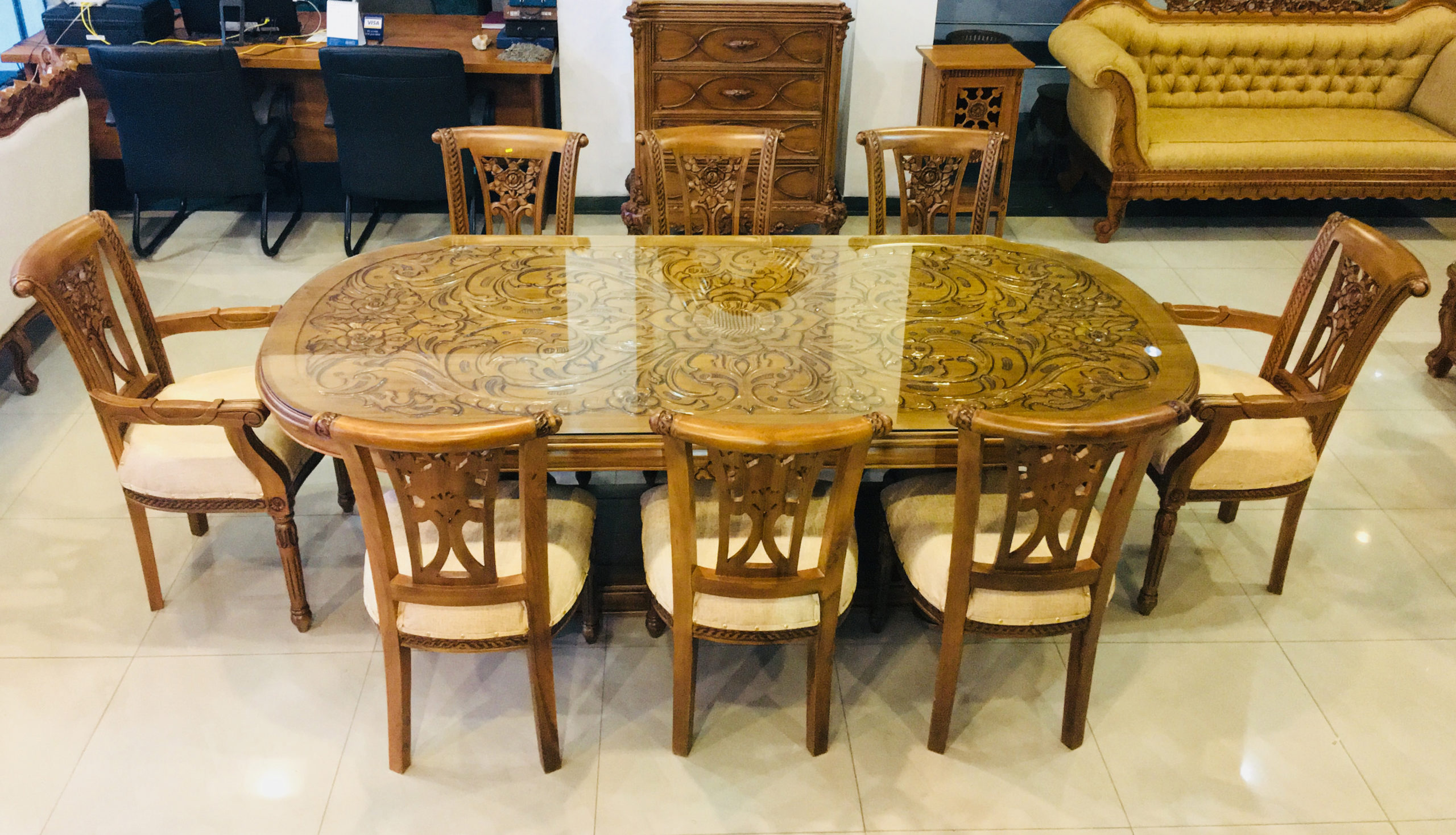Dining Tables In Sri Lanka Sandella Furniture