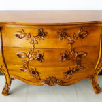Rose Buffet Paris Chest of Drawer