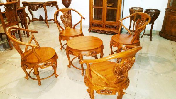Swancy Terrace Furniture