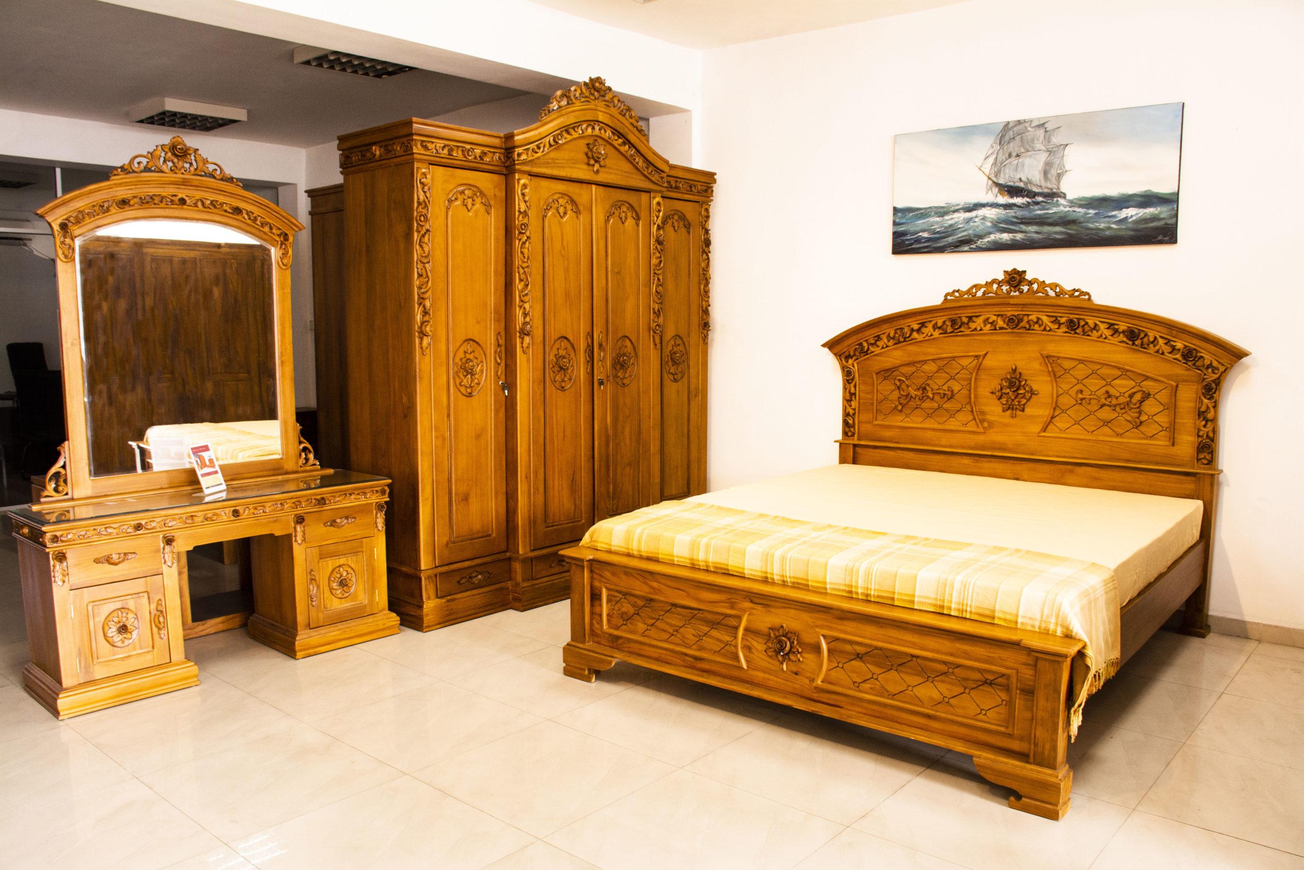 Angela Elegant Bedroom Set  Sandella Furniture