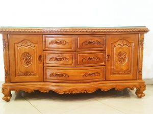 Saleena Antique Teak Sideboard 5 Feet.