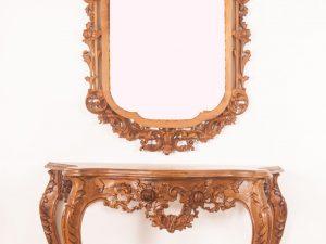 Console Mirror Elung