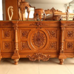 Rose Mawar Luxury Sideboard Buffet
