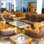 Barcelona Teak Sofa Set