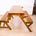 Magic Table (Folding Bench)