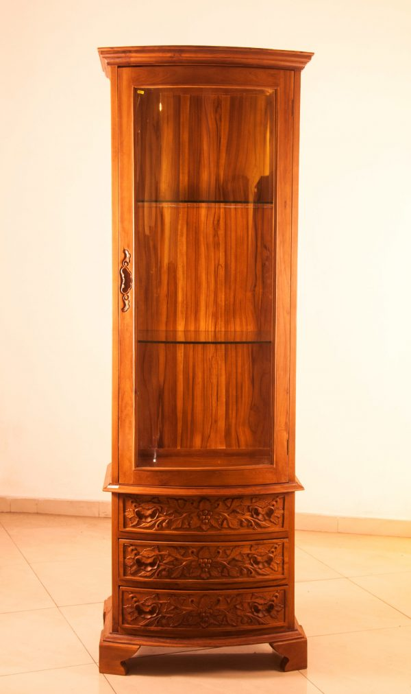 Single door display cabinet (1)